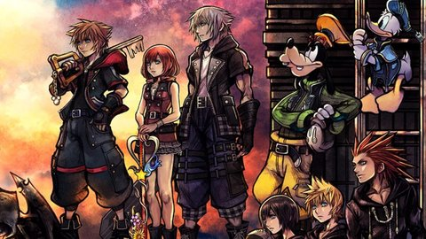 Análise Crítica - Kingdom Hearts 3