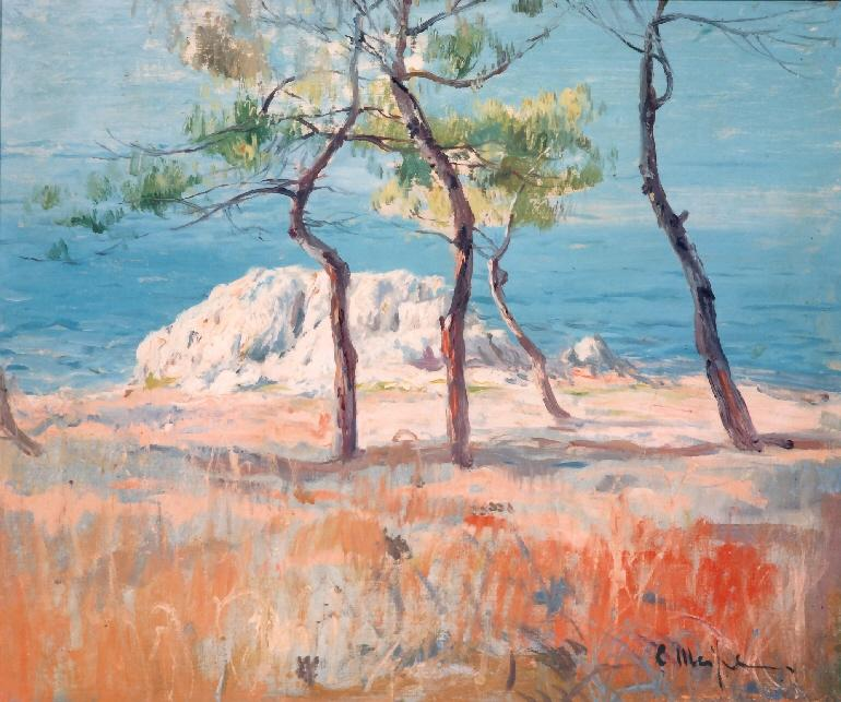 Mallorca en Pintura Eliseu Meifrn i Roig 1857  1940