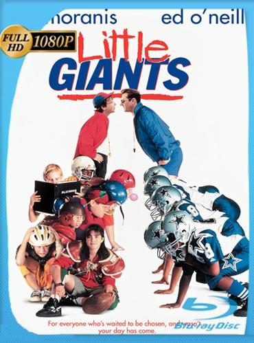 Pequeños gigantes (1994) [1080p] Latino [GoogleDrive] SilvestreHD