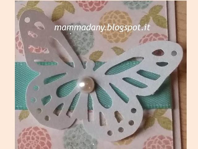 farfalla tiffany con perla avorio