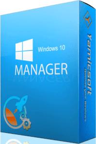 Yamicsoft Windows 10 Manager V2.2.4[Optimiza Y Limpia Windows 10][Crack]