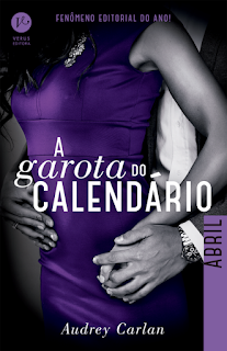 [Resenha] A garota do Calendário #Abril - Carlan Audrey