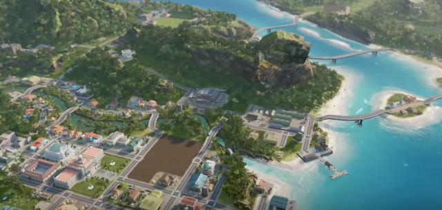 Tropico 6 se luce en la Gamescom