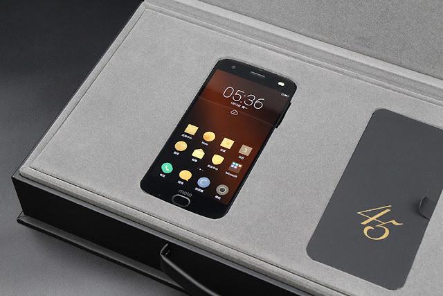 Moto Z 2018 Unboxing Photos: The Most Premium Motorola Phone