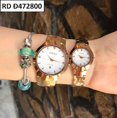 Đồng hồ đeo tay Rado Đ472800 quà tặng người yêu ý nghĩa và sâu lắng