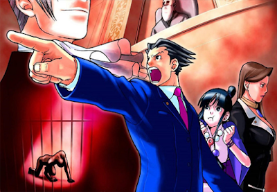 Phoenix Wright will debut on PC in 2019