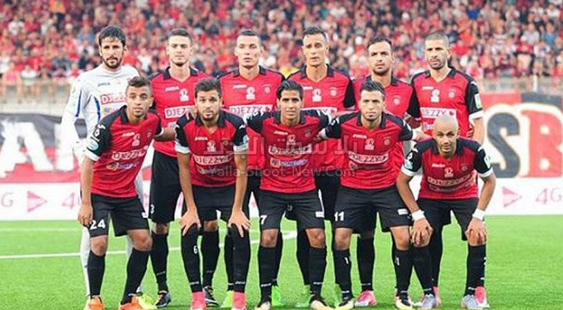 إتحاد الجزائر يسقط من جديد امام فريق ماميلودي سونداونز في الجولة الرابعه من دوري أبطال أفريقيا