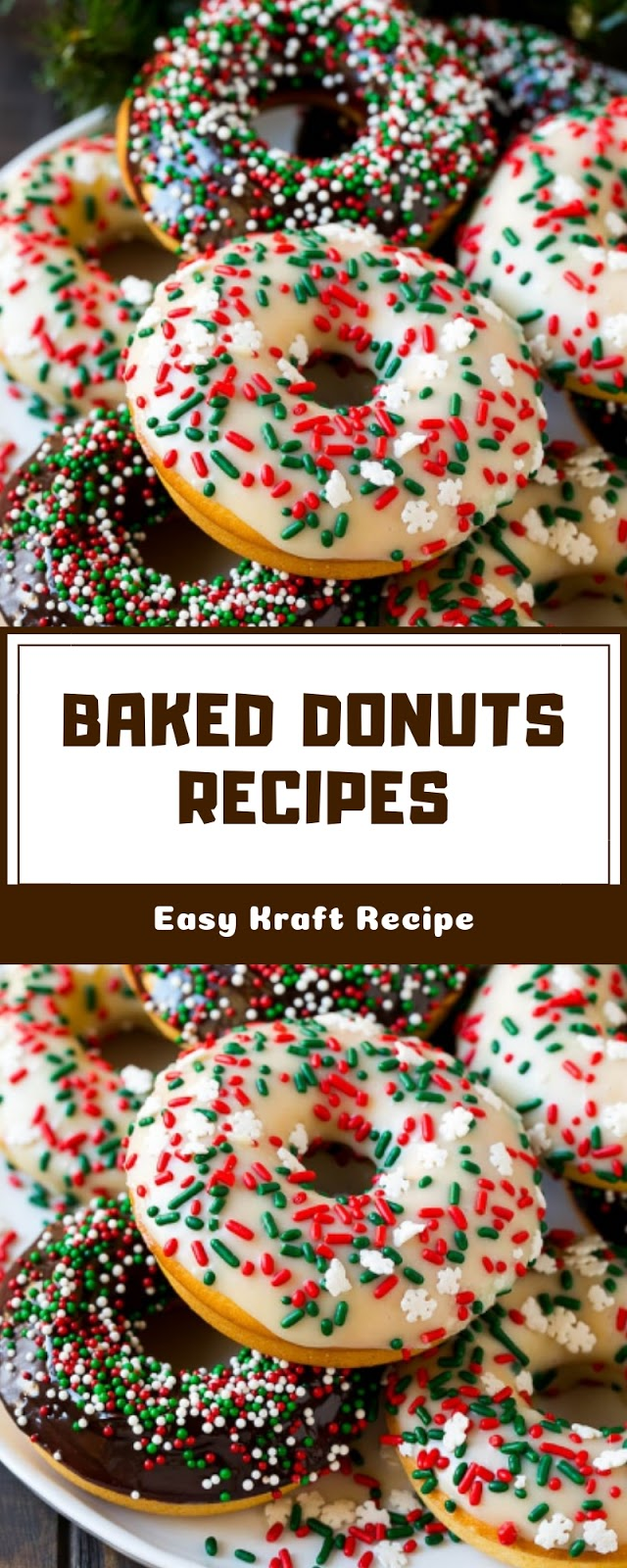 BAKED DONUTS RECIPES