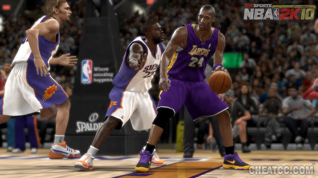 NBA 2K10 PC Full Version Screenshot 2
