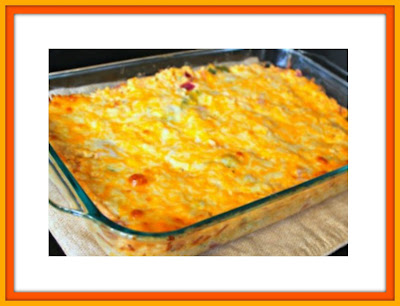 Tex-Mex Chicken Rice Casserole