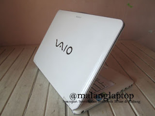 Jual Laptop Bekas Sony Vaio VGN-CS320J