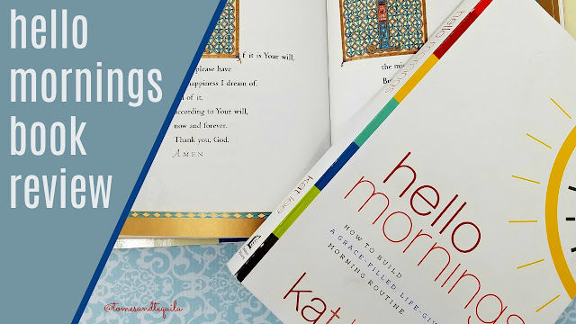 Hello Mornings by Kat Lee Book Review on Tomes and Tequila