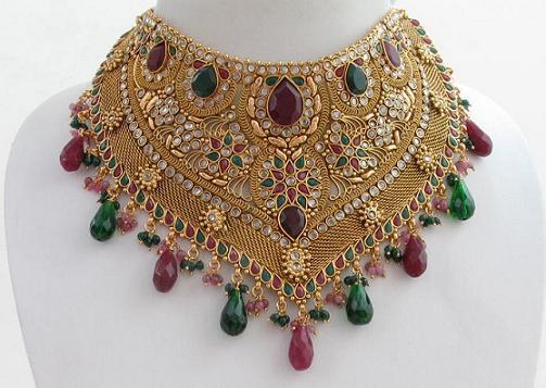 fashion beauty wallpapers marriage jewellery set fashion