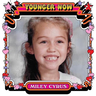 Lirik Lagu Miley Cyrus - Younger Now