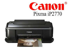 Cara Mengatasi Blinking Orange 16 Kali Pada Printer Canon iP2770