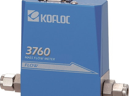 Kofloc Standard Mass Flow Meter MODEL3760 SERIES