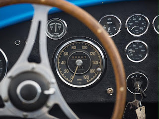 First Shelby Cobra Speedometer