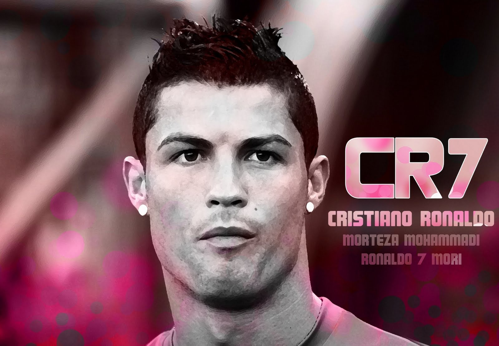 GARUDAS KNIGHT Christiano Ronaldo Wallpaper