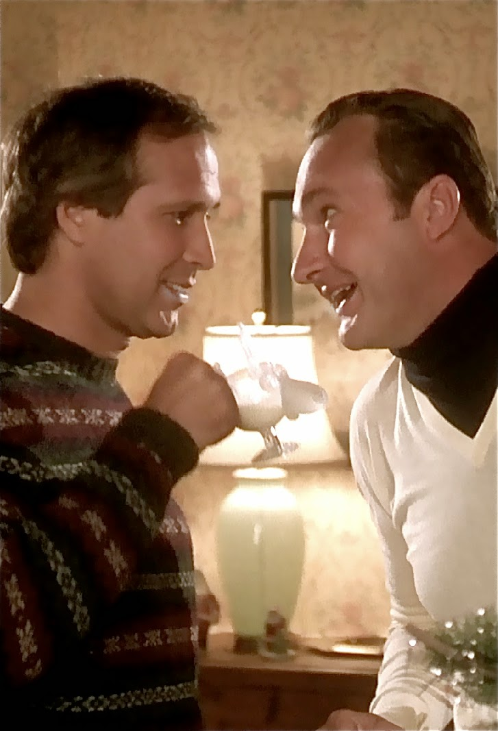 Chevy Chase And Randy Quaid In Vegas Vacation 1997: CULT FILM FREAK CINEMA BY JAMES M. TATE: NATIONAL LAMPOON