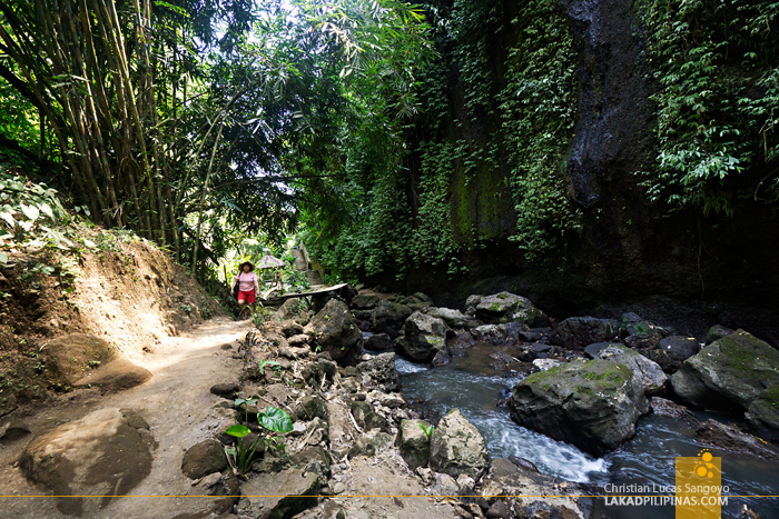 Tibumana Waterfalls Bali