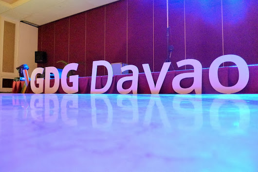 Google Developer Group Davao: GDG DevFest Davao was a Blast!
