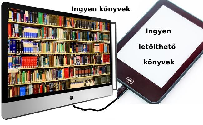Ingyen könyvek, ingyen letölthető könyvek