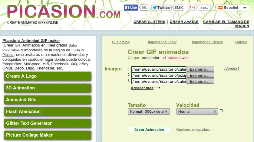 http://picasion.com/es/