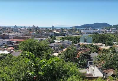 Eu amo Porto Belo