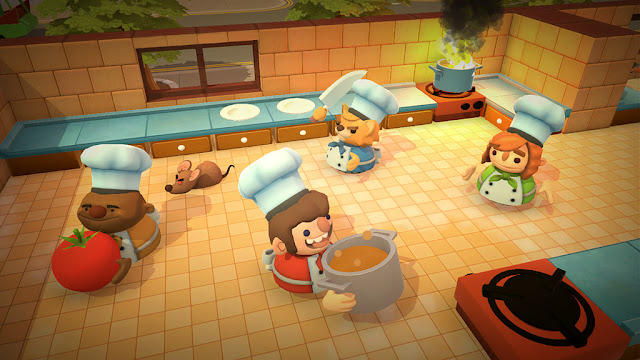 Overcooked Gameplay