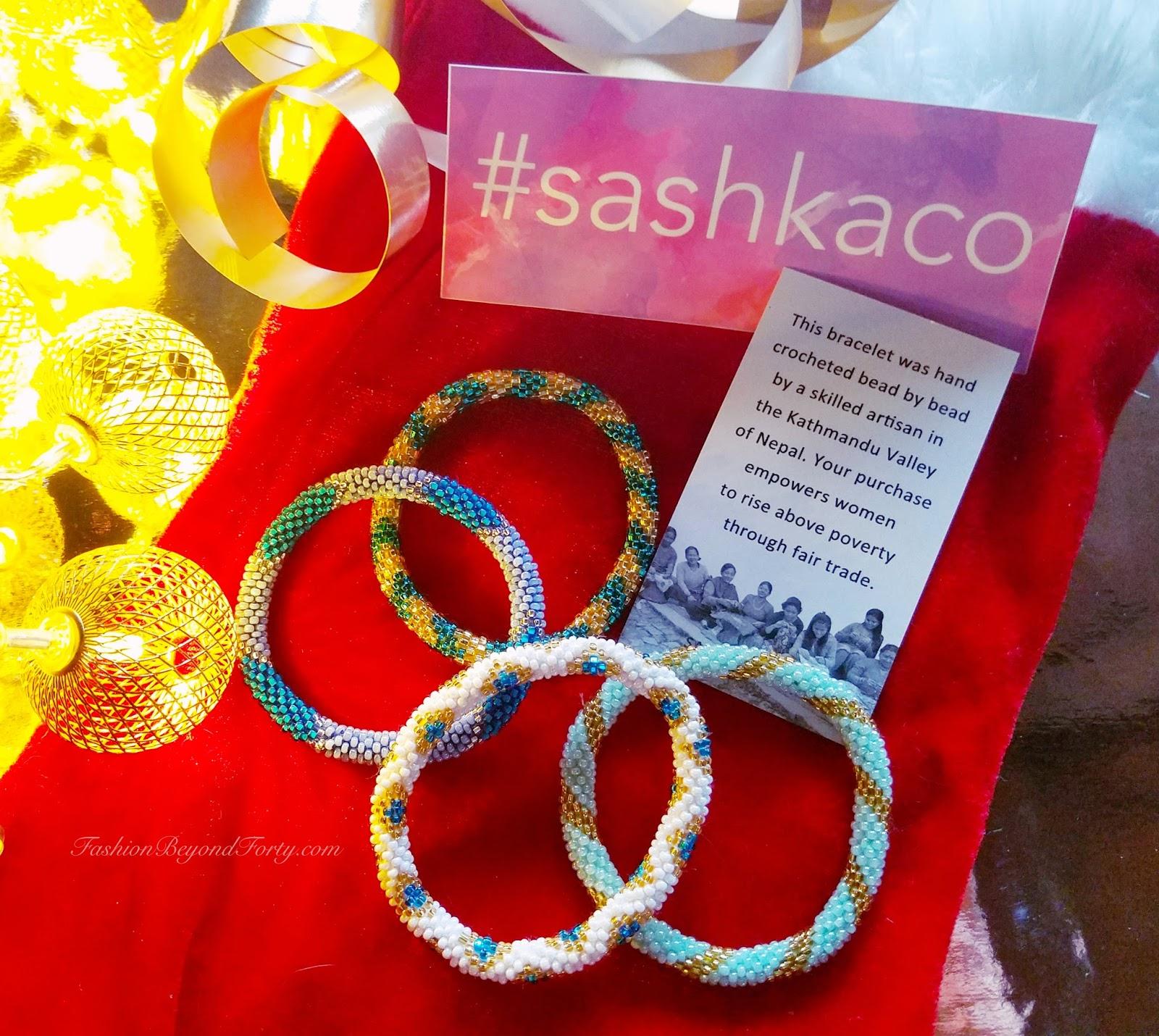 Black Friday Deal SashkaCo. Seed Bead Bracelets Buy 3 Get 5 Free!
