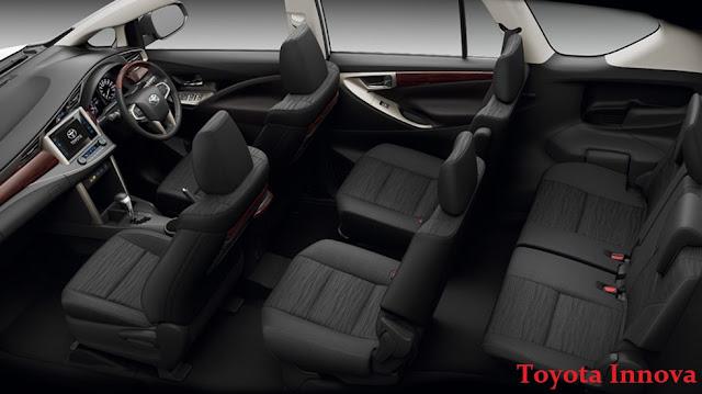 So sánh Toyota Innova và Chevrolet Orlando 3