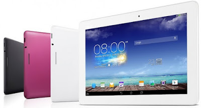 Asus Memo Pad 10 ME103K Specifications - Inetversal
