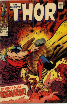 Thor #157, Mangog