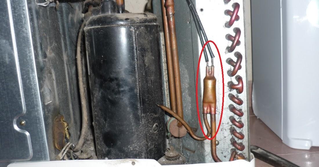 Refrigeracion desde casa obstruccion en el tubo capilar for Cargar aire acondicionado casa