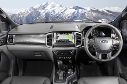 Ford Everest 2017 Review
