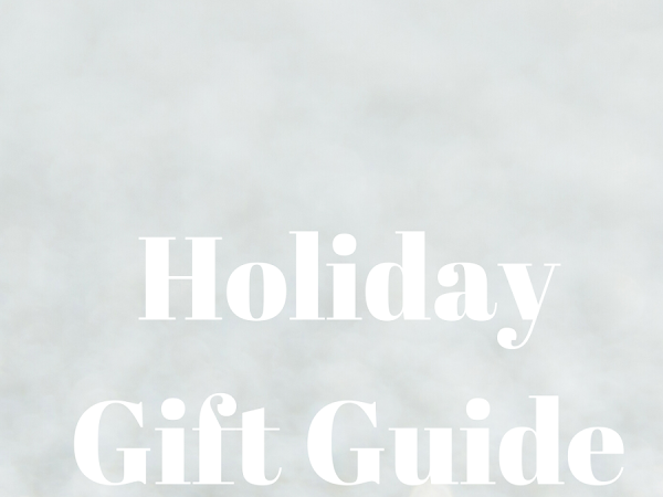HOLIDY GIFT GUIDE: FOR HER