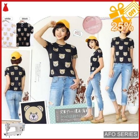 AFO698 Model Fashion Bear Full Modis Murah BMGShop