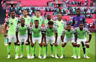 Ifeanyi Ubah Urges Nigerians to Continue Supporting the Super Eagles