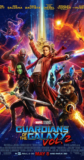 Guardians of the Galaxy Vol​​​ 2 (2017)