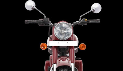 Royal Enfield Classic 350 front light HD image