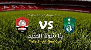 نتيجة مباراة الاهلي والرائد اليوم بتاريخ 09-09-2020 في الدوري السعودي