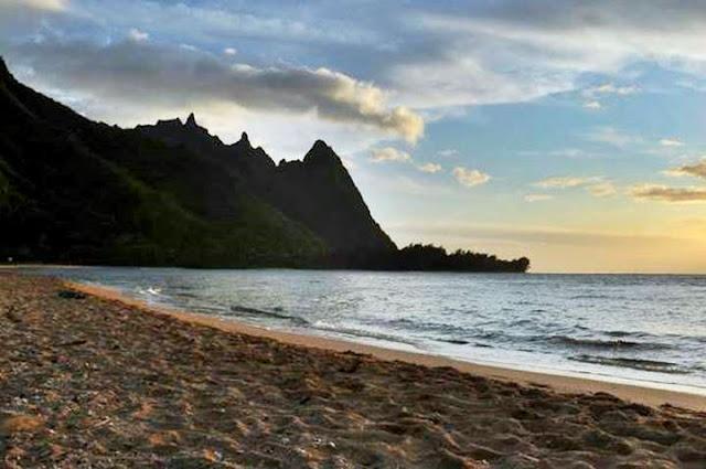 kauai beach weddings ceremony location tunnels