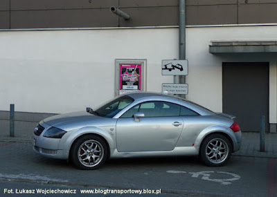 Audi dla inwalidy