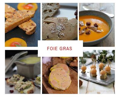 foie gras inratable , à la vapeur , foie gras cuit , en soupe
