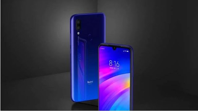 Xiaomi Redmi 7 with snapdragon 632 launched in China