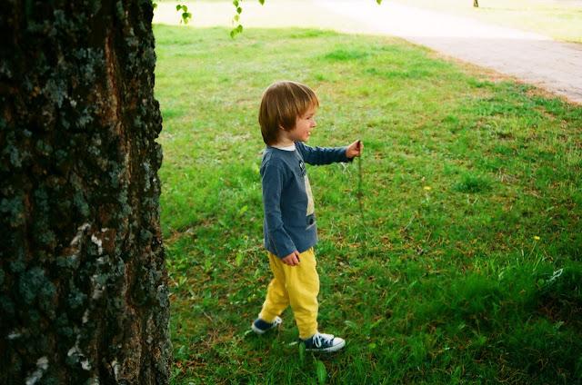 dziecko w Druskiennikach