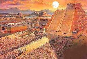 Sejarah Peradaban Bangsa AZTEC, MAYA, dan INCA