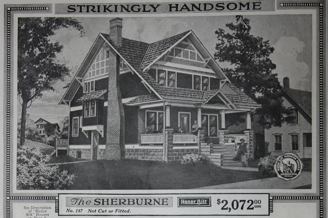 Sears Sherburne 1918 catalog