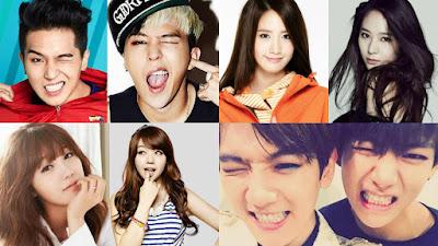 Bintang K-pop Yang Kembar