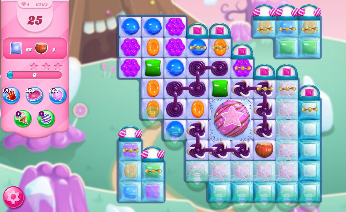 Candy Crush Saga level 6785